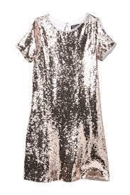 Trixxi Reversible Sequin Tee Dress Little Girls Big Girls Nordstrom Rack