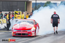 our main reason for wanting to get involved in pro mod is we have elite performance which is our engine building business in oklahoma we build motors