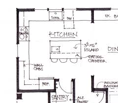 Kitchen Island Layout Nice Kitchen Layout Island Best Ideas For You 6657