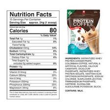 While it can work as a keto friendly coffee, it's strict list of ingredients aren't necessary for making a keto coffee. Mr Protein Coffee 15g Protein 115mg Of Caffeine 80 Calories Maine Roast Protein Coffee