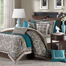 black bedroom furniture wall color. Contemporary Black Chocolate Gray Teal Bedroom Color Scheme Throughout Black Bedroom Furniture Wall Color