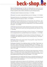 Kapitel 6 Mängel Reparatur Mietminderung Pdf
