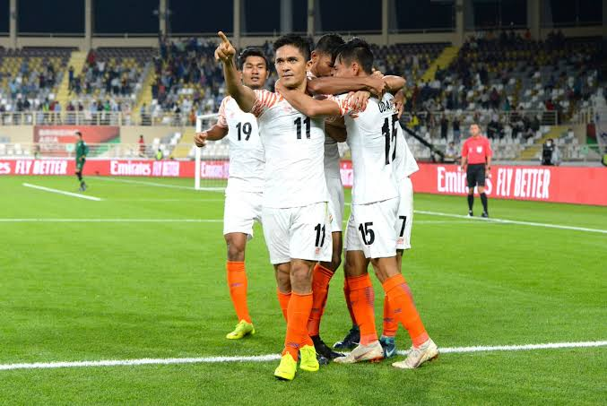 Image result for india thailand football