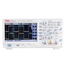 Цифровой <b>осциллограф UNI-T UTD2102CEX</b>-II купить по ...