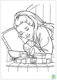 Small Picture Barbie In The Nutcracker Coloring Pages Printable Coloring Sheets