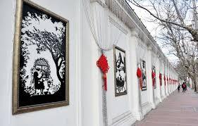<b>Outdoor</b> Shanghai museum brings Chinese and <b>European styles</b> ...