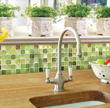 Kitchen Backsplash Wallpaper Home Bathroom Kitchen Wall Decor Stickers Peel And Stick Tile