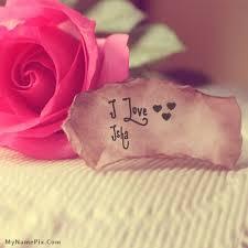 i love note with name isha love