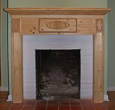 Diy Mantels For Fireplaces Diy Fireplace Mantel Duckweed Gardening