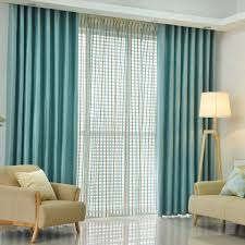 Teal Living Room Curtains Curtain Between Kitchen Living Room Decorate Our Home With
