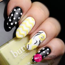 Whats Up Nails / Regular Zig Zag Tape – Daily Charme