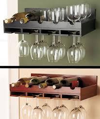 wall mounted stemware rack 178 best wall wine racks images on