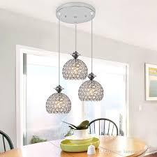 modern contemporary pendant lighting. Modern Contemporary 3 Heads Crystal Globe Pendant Lights Suspended Lamps  Hanging Chandelier For Dinning Room Living Lamp Kitchen Modern Contemporary Pendant Lighting N