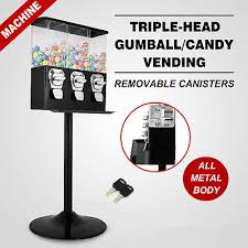 Vending Machine Candy Wholesale Extraordinary WHOLESALE VENDING PRODUCTS All Metal Bulk Vending Gumball Candy