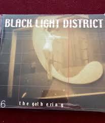 Black Light District Black Light District By The Gathering Cd Sep 2002 Psy