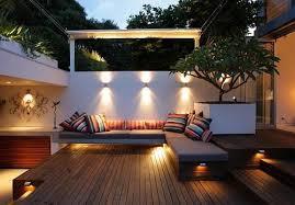 terrace lighting ideas 2