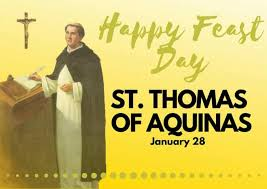 28th January Feast of St. Thomas... - Sacred Heart Catholic Church Bahrain  | Facebook