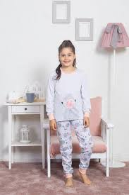 <b>Пижама</b> для девочки Vienetta Lulu Lulu: <b>кофта</b>, брюки, цвет ...