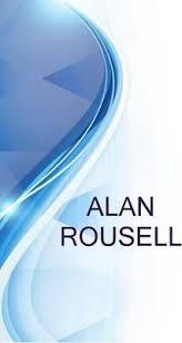 Alan Rousell, Toolsetter : Alex Medvedev : 9781367133167