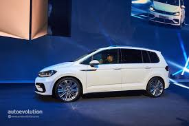 new car launches in germany2016 Volkswagen Touran RLine Package Launched in Germany