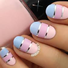 Amazing Matte and Chrome Nail Art Looks You Have to Try Right NOW ...