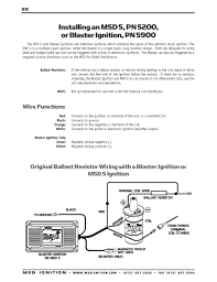 index of tech wiring msd Wiring Msd 5 With 8680 Wiring Msd 5 With 8680 #48 MSD Retard Box Wiring Diagram