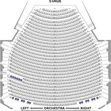 Pac Milwaukee Seating Chart 58 Organized Heymann Performing Arts Center Seating Chart