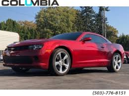 chevy camaro 2015 convertible. Perfect 2015 Used 2015 Chevrolet Camaro LS With 1LS Coupe MT For Sale In Portland OR Throughout Chevy Convertible 2