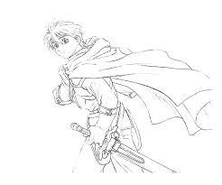 Legend Of Zelda Master Sword Coloring Pages