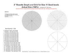 Beading Graph Paper Sova Enterprises