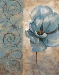 vivian flasch fleur bleue i