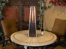 9 best patio table top heaters to