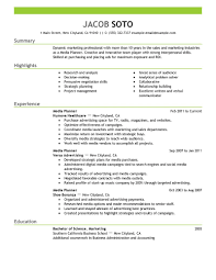 Gallery Of Online Marketing Resume Example Seo Advertising