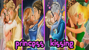 disney princess kissing games movie compilation for kids youtube Rapunzel Wedding Kiss Games Rapunzel Wedding Kiss Games #14 Rapunzel and Hiccup Kiss
