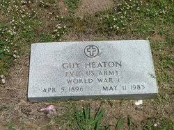 Pvt Guy Heaton (1896-1983) - Find A Grave Memorial