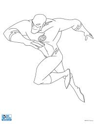 Small Picture FLASH COLORING PAGE 4