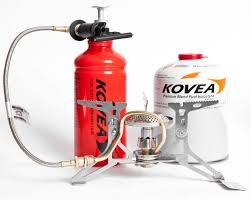Газовая <b>горелка Kovea</b> Dual Max Stove КВ-<b>N0810</b> — купить в ...