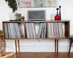Lp storage furniture Record Display Mid Century Vintage Record Cabinet Custom Maple Handmade Vinyl Lp Storage Etsy Vinyl Record Storage Etsy