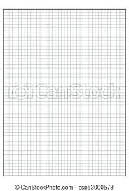 Print A Sheet Of Graph Paper Engineering Graph Paper Printable Vector Blank To Print Sheet Of