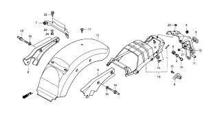 2002 honda shadow spirit 750 vt750dca rear fender parts schematic search results 0 parts in 0 schematics