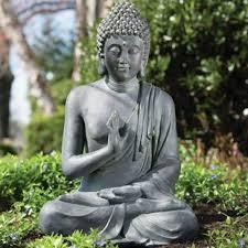 buddha garden statue. Simple Garden Thai Buddha Garden Statue Throughout D