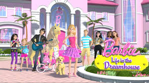 barbie life in the dreamhouse cast