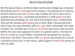 essay on first day of my college life most argumentative essay  ideas about first day of college colleges thus it was one of the elvis