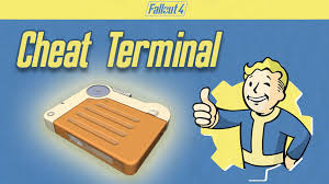 cheat terminal at fallout 4 nexus mods and community