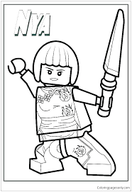 Star Wars Coloring Pages Free To Print Printable Marvel Clone Lego