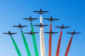 Frecce Tricolori : 1° marzo 1961- 60 anni dalla loro nascita - Patronato  ENASC