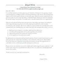 Accountant Resume Cover Letter Wikirian Com