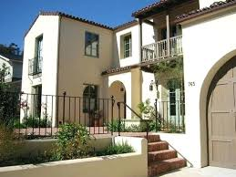 Mediterranean House Exterior Exterior Paint Colors Best Mission Styles  Images On Mediterranean Style House Exterior