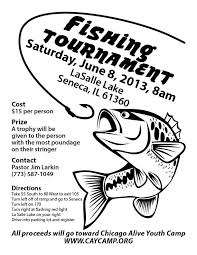 Fishing Tournament Flyer Template Fishing Tournament Google Search Tournament Poster Ideas