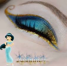 disney princess makeup thank you make up inspired by disney princess and or copying their jasmine